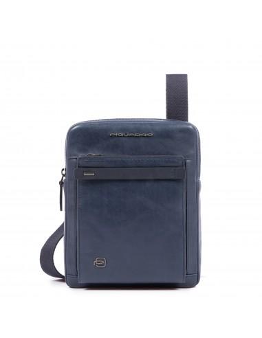 Piquadro collezione Cube borsello in pelle porta Ipad mini a21abed6b26