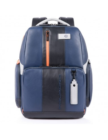5b2a5b1664 Zaino fast-check porta PC/iPad con tasca per Connequ e anti-frode  RFID,della collezione Urban di Piquadro,dotato di doppio scomparto,di cui  quello ...