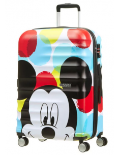 American Tourister collezione Wavebreaker Disney trolley medio