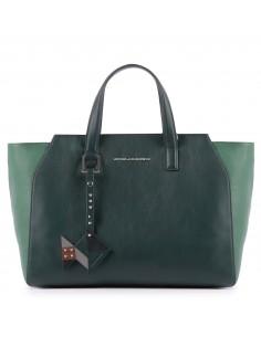 Piquadro collezione Muse borsa donna in pelle porta computer
