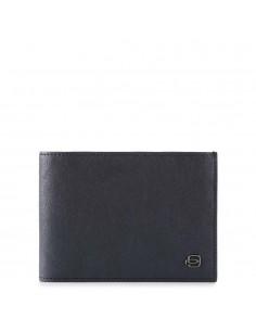Piquadro collezione Black Square portafogli uomo con portamonete