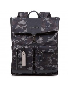Piquadro collezione Brief zaino fast-check porta notebook
