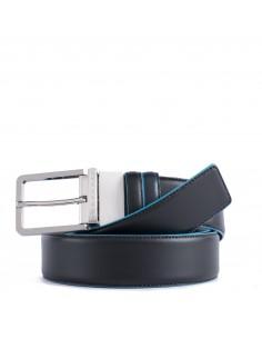 Piquadro collezione Blue Square cintura uomo doubleface in pelle