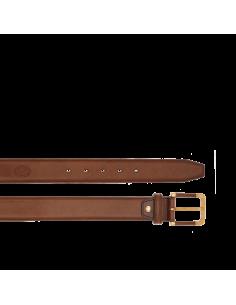 The Bridge collezione Story cintura uomo in cuoio