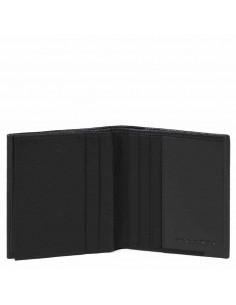 Piquadro collezione Pulse porta carte di credito in pelle