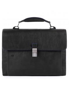 Piquadro collezione B2 Special cartella in pelle porta notebook