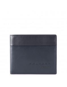 Slim men's wallet with...