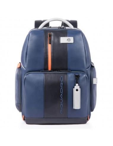 nuovo prodotto a011b 26df5 Piquadro collezione Urban zaino Fast-Check porta pc con antifurto