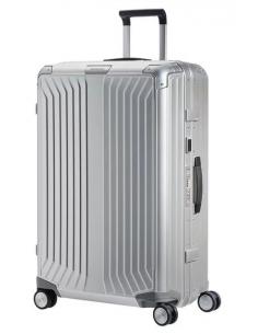 Samsonite collezione lite-box aluminium trolley grande