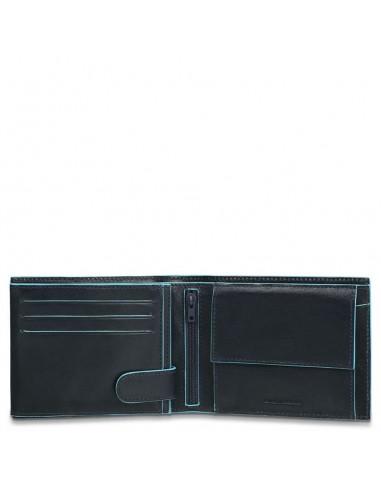 nuovo di zecca 16dbd 90b8b Piquadro collezione Blue Square portafogli uomo