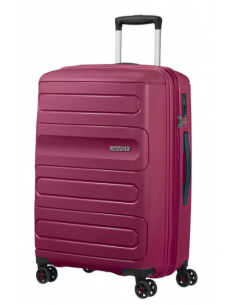 American Tourister collezione Sunside trolley medio rigido