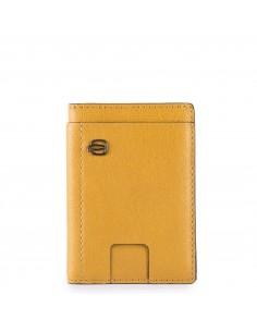 Piquadro collezione Black Square porta carte di credito