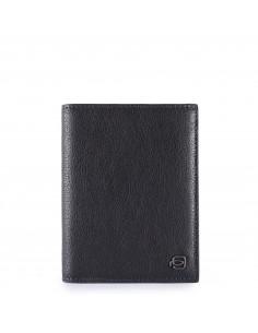 Piquadro collezione Black Square portafogli uomo in pelle
