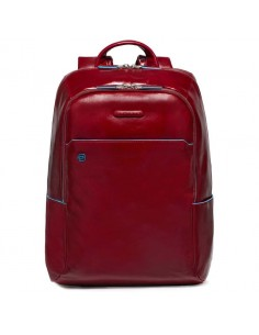 Backpack Blue Square