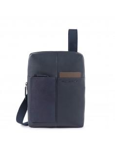 Piquadro collezione Vanguard borsello porta ipad in pelle