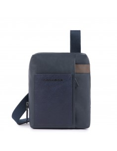 Piquadro collezione Vanguard borsello porta ipad mini in pelle