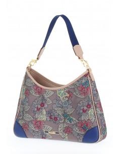 Braccialini collezione Jacquard borsa donna a spalla