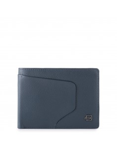 Men's wallet with coin pocket Akron