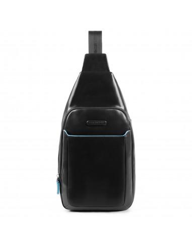 Mono sling Bag Blue Square
