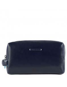Toiletry bag Blue Square