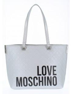 Shopping con scritta Love...
