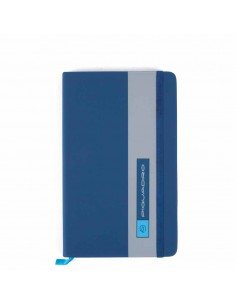 Piquadro A6 lined notebook...