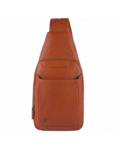 Mono sling Bag Black Square