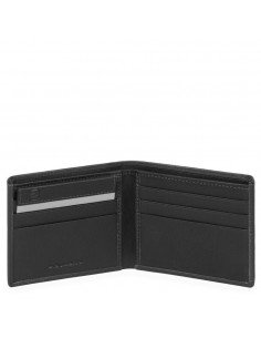 Men's wallet with removable...