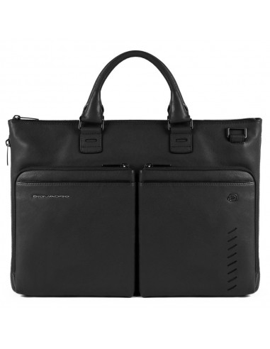 Expandable, slim laptop bag Nabucco