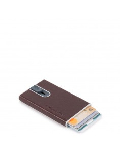 Credit card case with...