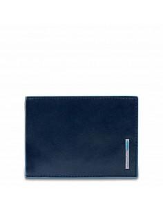 Portafogli Piquadro Blue Square PU1392B2R blu