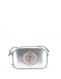Pollini metallic shoulder bag