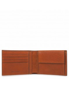 Men's wallet with coin...