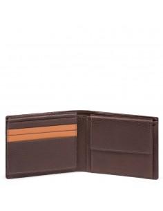 Men's wallet with flip up...