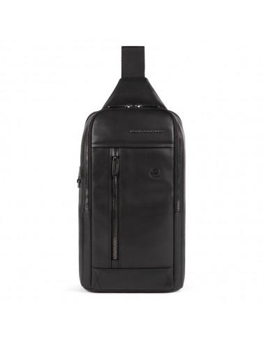 Piquadro Obidos Mono sling bag
