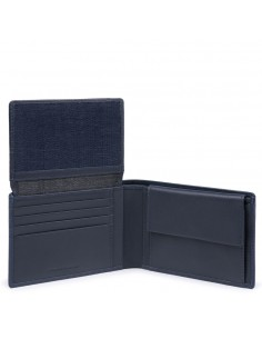 Men's wallets with coin...