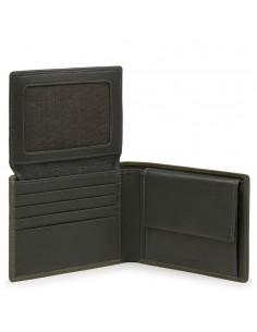Compact men's wallet Obidos