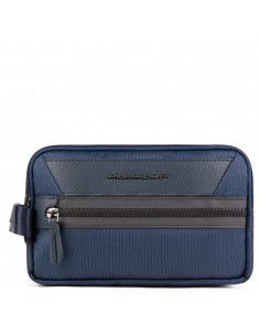 Toiletry bag with two...