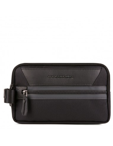 Toiletry bag with two dividers...