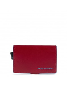 Compact wallet with sliding...