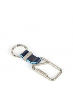 keychain with ring and snap...