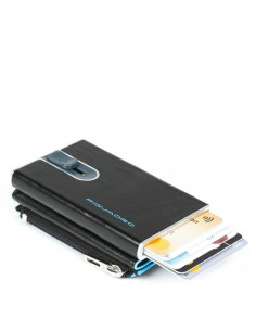 Compact wallet with money...