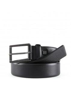 Men's belt Black Square
