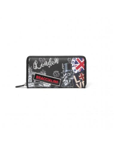 Lady's wallet Braccialini Cartoline