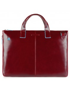 Briefcase with two handles