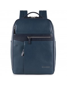 Computer backpack with padded iPad Cary Piquadro