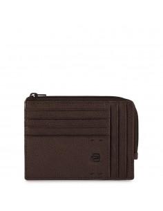 Piquadro collezione P15S portadocumenti tascabile in pelle