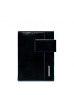 Piquadro collezione Blue Square organizer medio in pelle