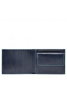 Piquadro collezione Blue Square portafogli uomo in pelle