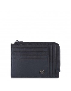 Double-sided document pouch
